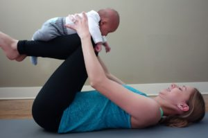 Bring your own baby yoga