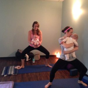 baby yoga in overland park