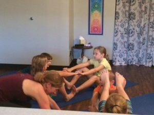 Kids Yoga Overland Park