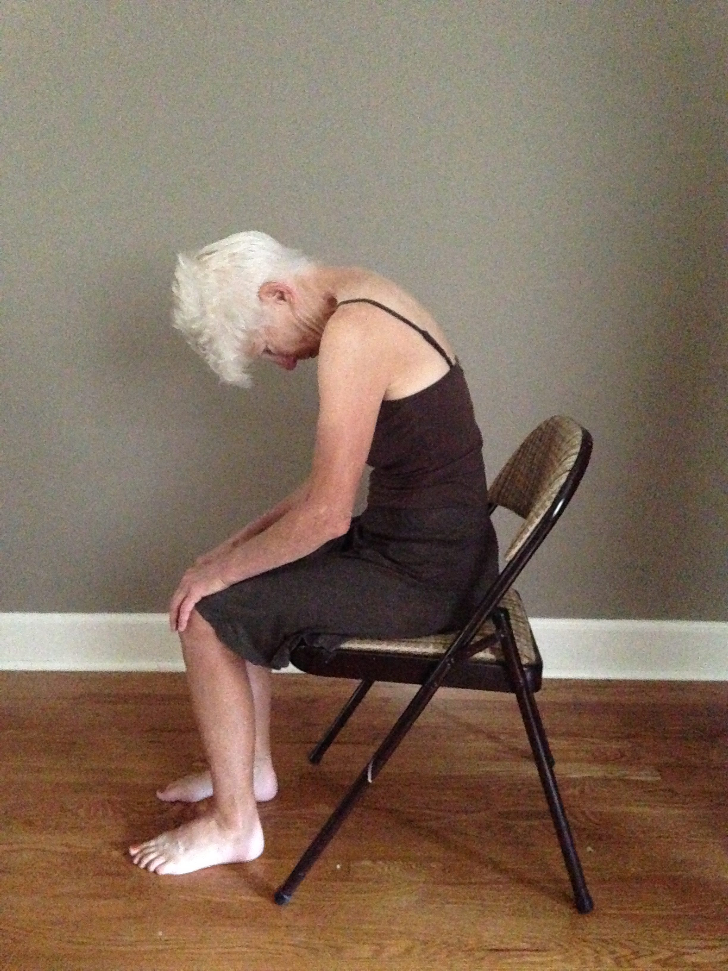 3 Chair Yoga Poses Full Circle Yoga Kc In Overland Park